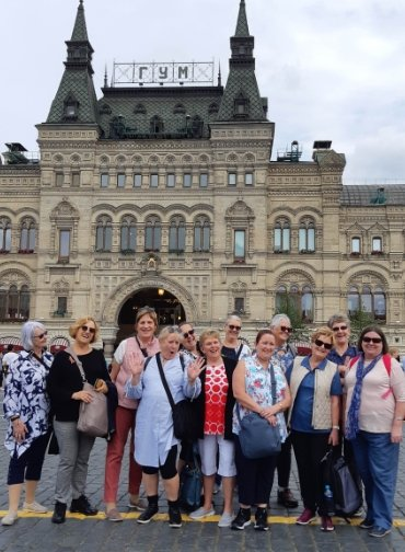 Lifelong friends with Jayes Travel Women - Jayes Travel